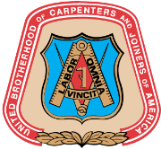 United Brotherhood of Carpenters and Joiners of America logo
